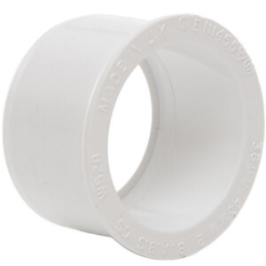Polypipe Waste Solvent Weld Reducer ABS - 40mm x 32mm