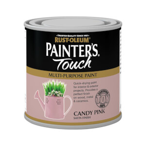 Rust-Oleum Candy Pink - Painters Touch - 250ml