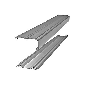 Silver Track Set (W)3606mm