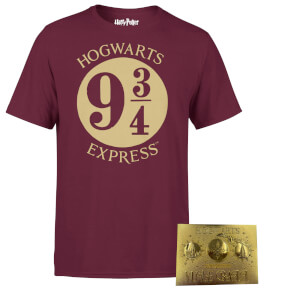 Harry Potter Golden Ticket Bundle