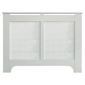 Richmond Radiator Cabinet White FSC - Medium