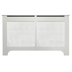 Richmond Radiator Cabinet White FSC - Large