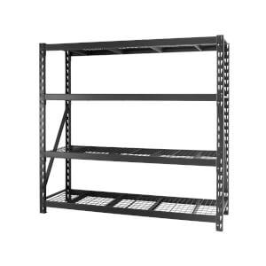 Rack 1000kg 4 Shelf Starter Kit Wire