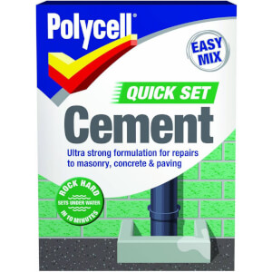 Polyfilla Quick Set Cement - 2kg