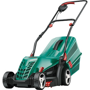 Bosch Rotak 34-13 Rotary Lawnmower.