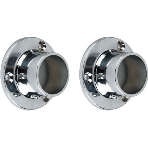 Super Deluxe Sockets - Chrome Plated - 32mm