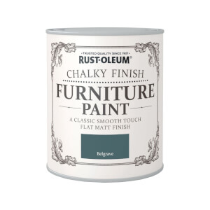 Rust-Oleum Chalky Furniture Paint - Belgrave - 750ml