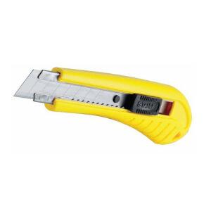 Stanley Snap Off Self Locking Blade Knife - 18mm