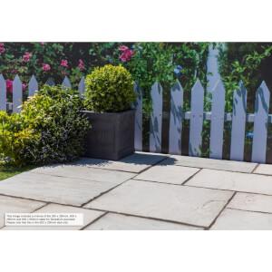 Stylish Stone Natural Sandstone 600 x 290mm - Lakefell