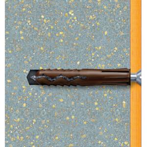 Plasplugs Hollow Door Clip Pack & Drill x 20