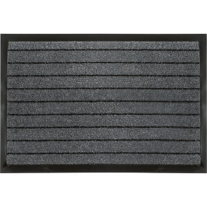 Barrier Doormat Rolled - Grey