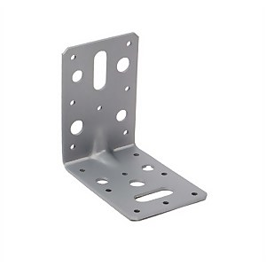Angle Bracket Galvanised Steel 90 x 90mm
