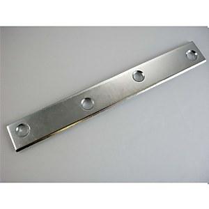 Mending Plate Zinc 150mm - 4 Pack