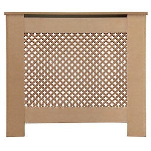 Oxford Radiator Cabinet Raw FSC - Small