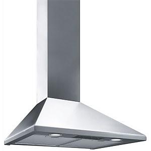 Smeg KSED65XE Chimney Cooker Hood - 60cm - Stainless Steel