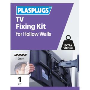 Plasplugs TV Hollow Fixing Kit