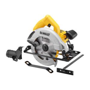DEWALT 165mm 1200W Corded Circular Saw (DWE550-GB)