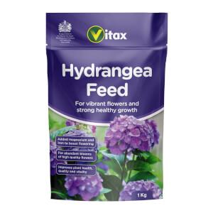 Vitax Hydrangea Fertiliser Pouch 1kg