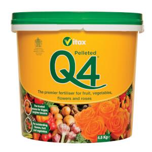 Vitax Q4 Premium Fertiliser 4.5kg