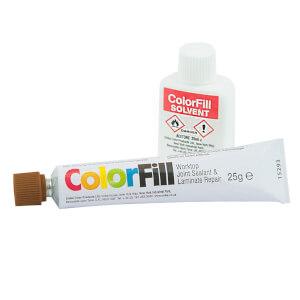 Unika Colorfill And Solvent Medium Oak - 25g