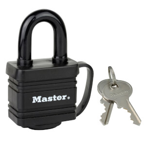 Master Lock Padlock 40mm - Pack of 2