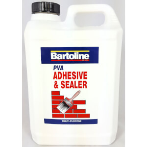 Bartoline Multi-Purpose PVA Adhesive & Sealer - 2.5L