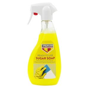 Bartoline Ready To Use Sugar Soap Trigger Spray - 500ml