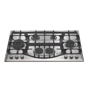 Hotpoint PHC 961 TS/IX/H Built-in Gas Hob - Stainless Steel