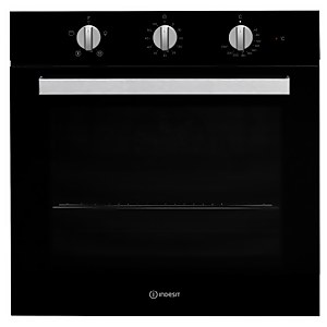 Indesit Aria IFW 6330 BL Built-in Electric Oven - Black