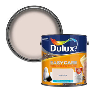 Dulux Easycare Washable & Tough Blush Pink - Matt - 2.5L