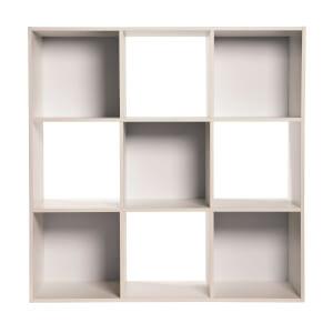 Compact Cube 3 x 3 - White