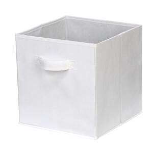 Compact Cube Fabric Insert - Vivid White