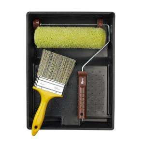 Harris Transform Masonry Roller & Brush Set
