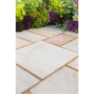 Stylish Stone Natural Sandstone 15.3sq m - Scottish Glen