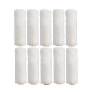 Harris Emulsion 4in Roller Sleeve 10 Pack