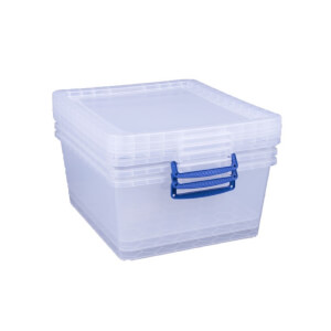 Really Useful Storage Box - 17L  - 3 pack