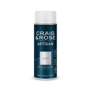 Craig & Rose Artisan Glass Frosting Spray Paint - 400ml