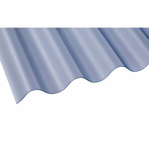 Corolux 3 Inch Profile Corrugated Roof Sheets 10ft – 5 Pack