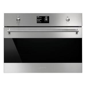 Smeg SF4390VCX1 45cm Steam Electric Oven
