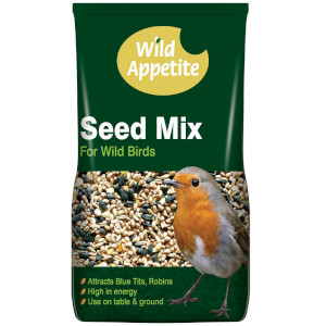 Wild Appetite Bird Seed Mix - 12.75kg