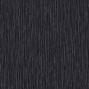 Grandeco Glitz Stripes Black Paste the Paper Wallpaper