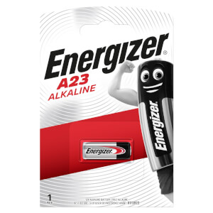 Energizer A23 Miniature Alkaline Battery - 1 Pack