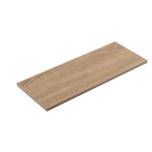 Timber Shelf - Sanoma Oak - 600x250x16mm