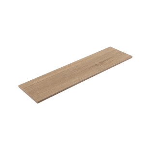 Timber Shelf - Sanoma Oak - 900x200x16mm