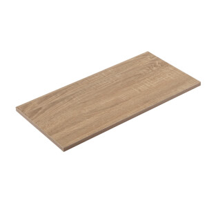 Timber Shelf - Sanoma Oak - 600x300x16mm