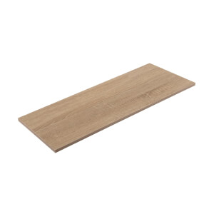 Timber Shelf - Sanoma Oak - 900x300x16mm