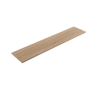 Timber Shelf - Sanoma Oak - 1200x250x16mm
