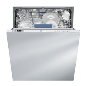 Indesit Eco DIF 16B1 Integrated Dishwasher - White
