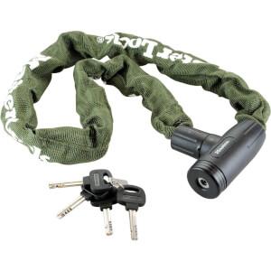 Master Lock Covered Chain Lock - 1.5m x 8mm