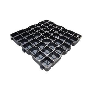 3.6x4.6ft EcoBase Fastfit Garden Building Base Kit